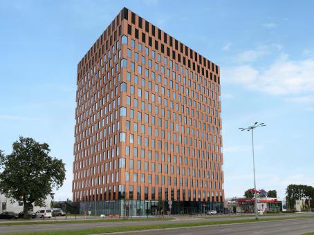 Building at Al. Grunwaldzka 345-347 in Gdansk 1