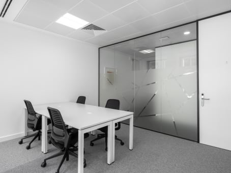 Meeting rooms at Signature, 15 St. Helens Place
