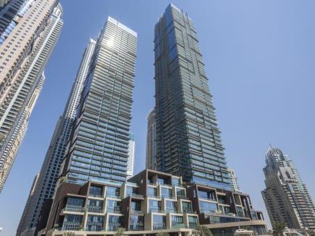 Mødelokalerne i Dubai, Marina Gate