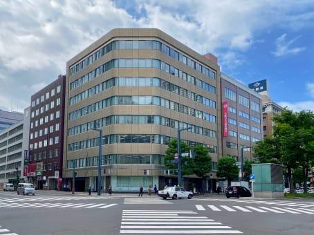 Building at 4-1-7 Kitasijyo Nishi, MMS Sapporo Ekimae Building, Chuou-Ku in Sapporo 1