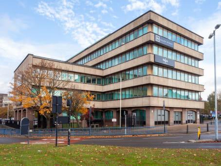 Mødelokalerne i Wolverhampton, Salop Street
