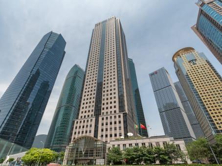 Mødelokalerne i Shanghai, Hang Seng Bank Tower