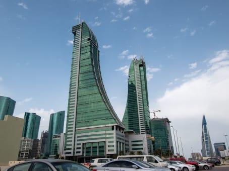 Mødelokalerne i Bahrain, Financial Harbour