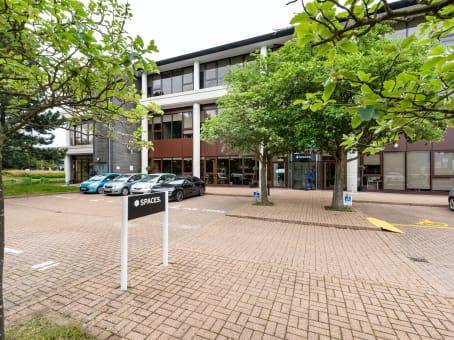 Mødelokalerne i Reading, Waterside Drive