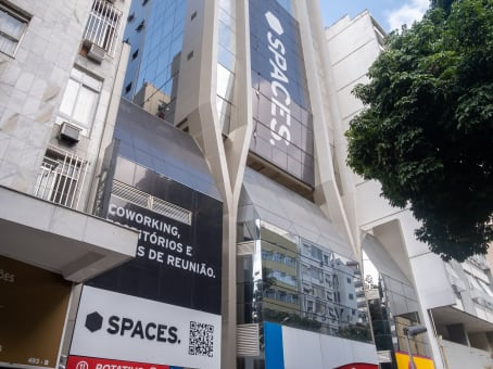 Mødelokalerne i Rio de Janeiro, Rua Visconde de Piraja 495