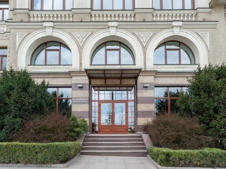 Mødelokalerne i Kiev, Volodymyrsky