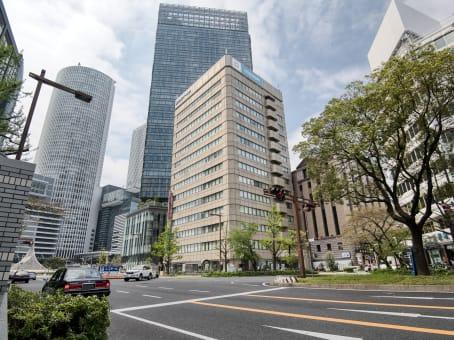 Mødelokalerne i Nagoya, KDX Nagoya Ekimae Building
