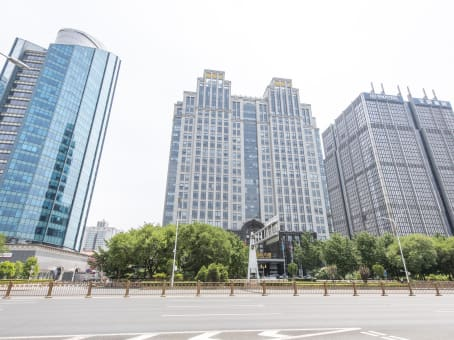 Building at 12 A Jianguomenwai Avenue, 15/F, NCI Tower in Beijing 1