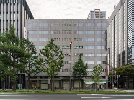 Mødelokalerne i Osaka, Midosuji