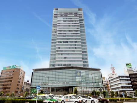 Mødelokalerne i Shizuoka, Aoi tower