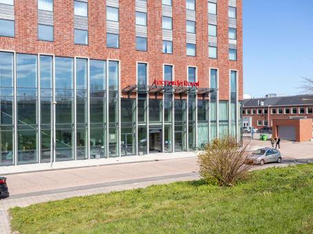 Mødelokalerne i Amsterdam, Leonardo Royal Hotel