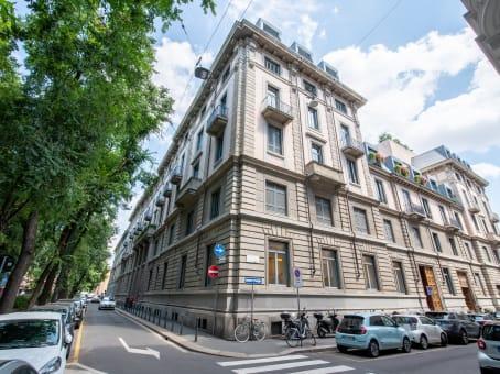 Mødelokalerne i Milan, Clubhouse Brera Copernico