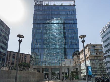 Mødelokalerne i Milan, Isola Copernico
