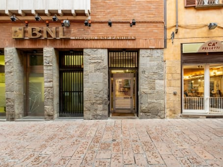 Mødelokalerne i Bologna, Rizzoli Copernico