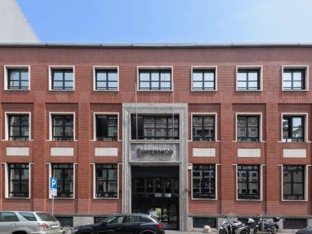 Mødelokalerne i Milan, Zuretti Copernico