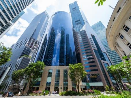 Mødelokalerne i Singapore, PLUS Building