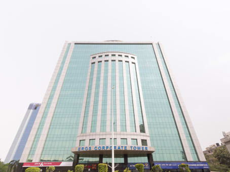Building at Eros Corporate Tower, 15th Floor, Nehru Place in New Delhi 1