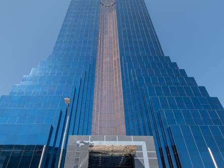 Mødelokalerne i Bahrain Almoayyed Tower