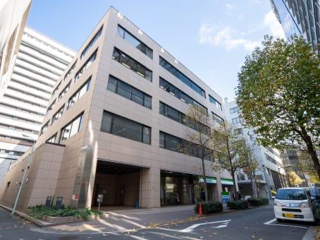 Meeting rooms at Tokyo Nihonbashi Kabutocho