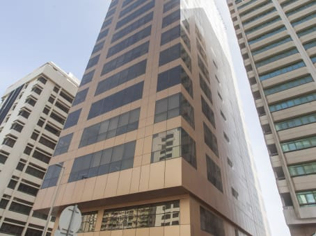 Building at Airport Road, Rashid Al Maktoum Street 2, Al Odaid Office Tower, 10th, 11th & 12th Floor in Abu Dhabi 1