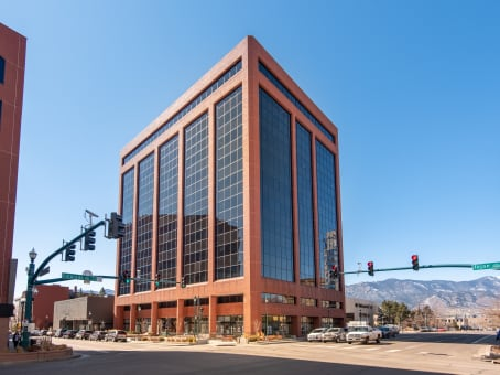 Building at 102 S. Tejon Street, Suite 1100 in Colorado Springs 1