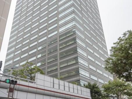 Prédio em 1-2-1 Kinshi, Arca Central Building 14/F, Sumida-ku em Tokyo 1