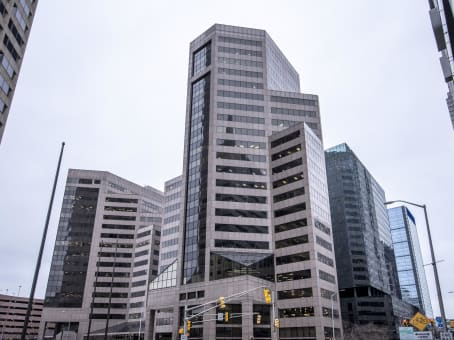 Building at 201 North Illinois Street, Mile Square, South Tower, 16th Floor in Indianapolis 1