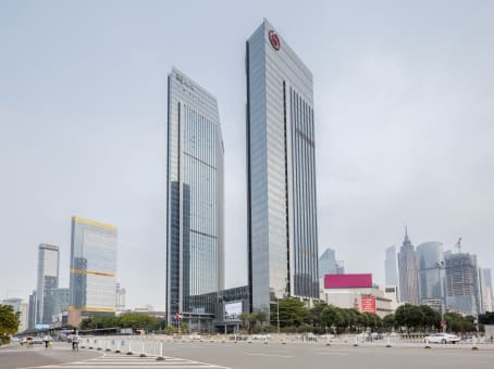 Gebäude in 208 Tianhe Road, 13/F, Teem Tower in Guangzhou 1