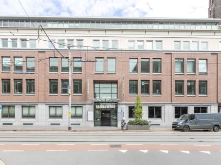Building at Parkstraat 83, Haagsche Hof in The Hague 1
