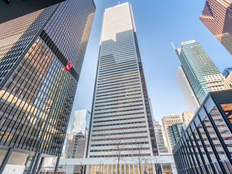 Building at 100 King Street West, First Canadian Place, Suite 5600 in Toronto 1