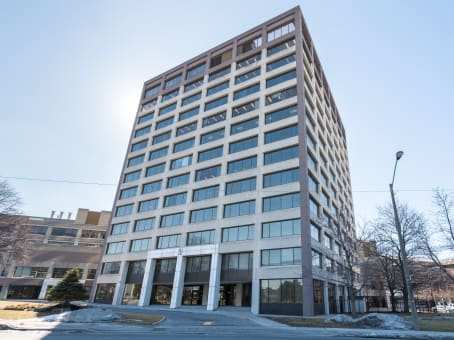 Building at 251 Consumers Road, Parkway Place, Suite 1200 in Toronto 1