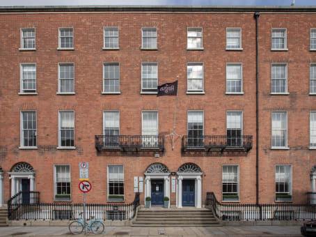 Prédio em Upper Pembroke Street 28-32 em Dublin 1