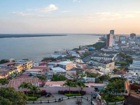 Espacio de oficina en Guayaquil