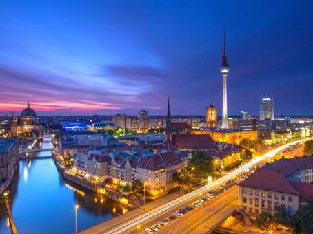 Büroräume in Berlin