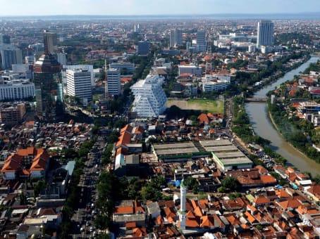 Ruang kantor di Surabaya