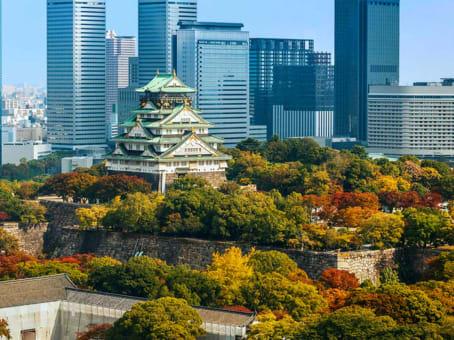 大阪市のオフィススペース
