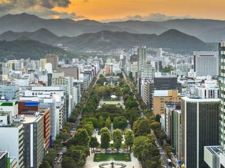 札幌市のオフィススペース