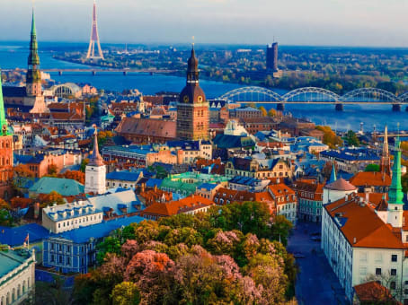 Biroju telpas šajā pilsētā: Rīga