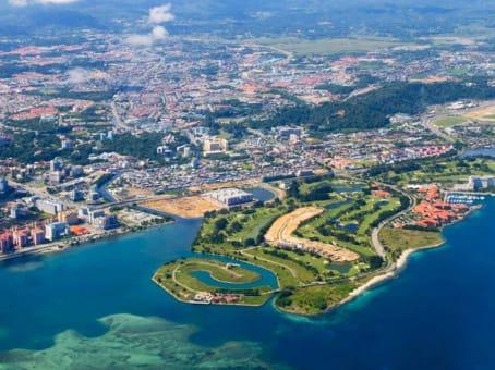 Office space in Kota Kinabalu
