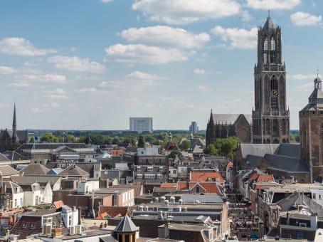 Kantoorruimte in Utrecht