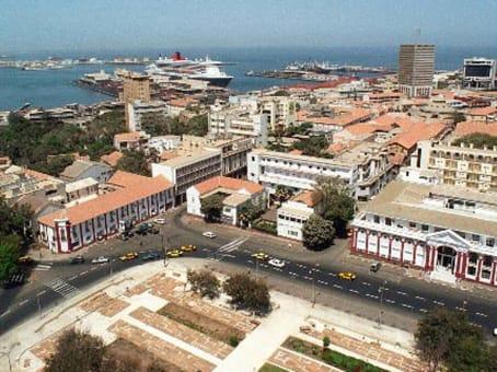 Dakar : bureaux