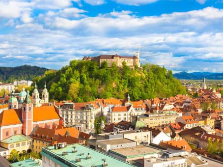 Pisarniški prostor v Ljubljana