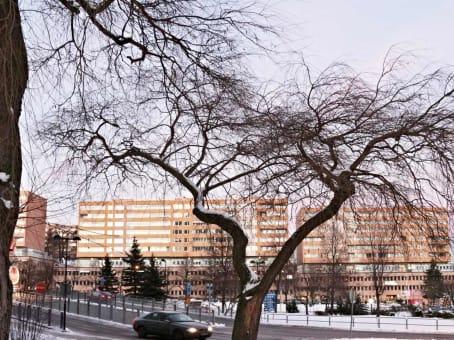 Kontorsutrymme i Solna