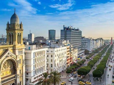 Tunis : bureaux
