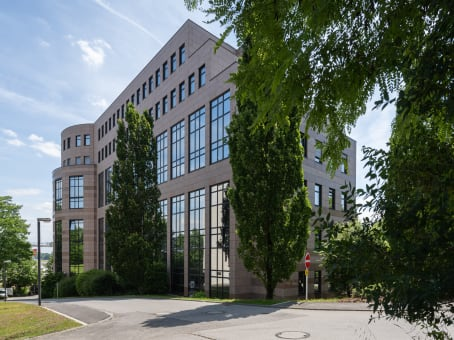 Building at 5, Rue Heienhaff, 2nd floor, (Wing E – Suite 2E) in Senningerberg 1