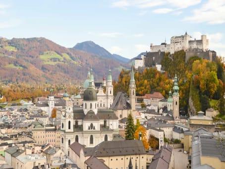Office space in Salzburg