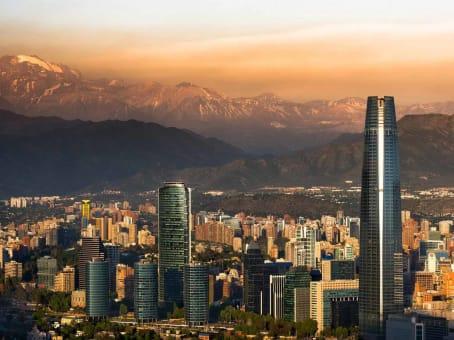 Espacio de oficina en Santiago