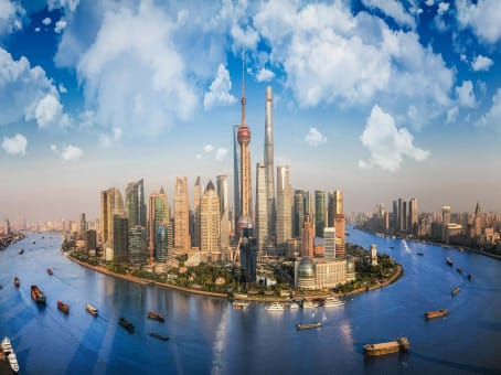 上海市办公空间