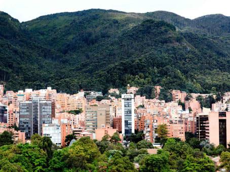 Espacio de oficina en Bogotá
