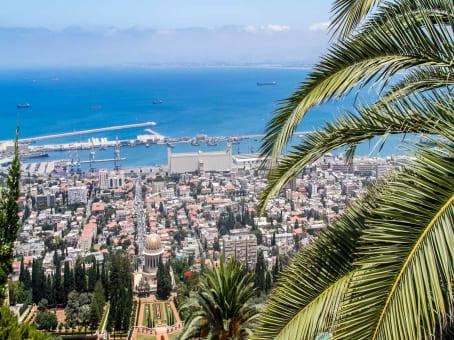 מרחב משרדי בעיר חיפה